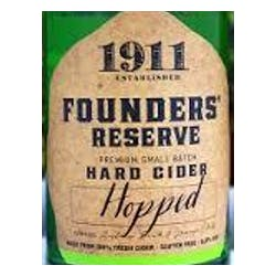 1911 Cidery Hard Cider Founders' Reserve Hopped image