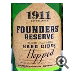 1911 Cidery Hard Cider Founders' Reserve Hopped