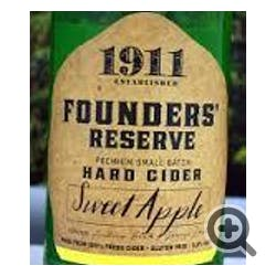 1911 Hard Cider Founders' Reserve Sweet Apple