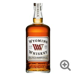 Wyoming Whiskey 88prf 750ml Small Batch