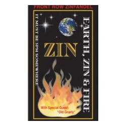 Earth Zin & Fire Zinfandel 2013 image