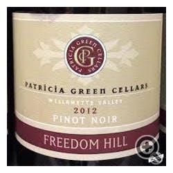 Patricia Green 'Freedom Hill' Pinot Noir 2014