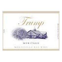 Trump Winery Meritage 2013 image