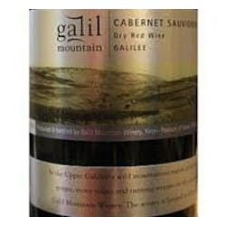 Galil Mountain Winery Cabernet Sauvignon 2014 image