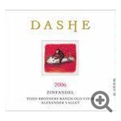 Dashe 'Todd Brothers' Zinfandel 2013