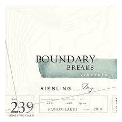 Boundary Breaks 'No. 239' Dry Riesling 2014 image