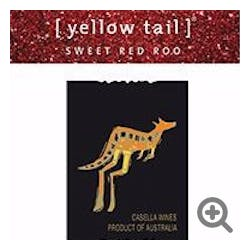 Yellow Tail 'Jammin' Red Roo
