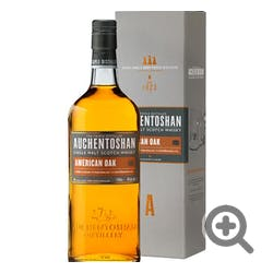 Auchentoshan American Oak 80pf Single Malt Scotch 750ml