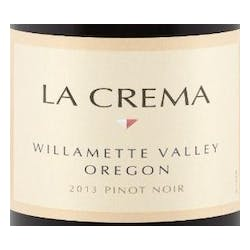 La Crema 'Willamette Valley' Pinot Noir 2013 image