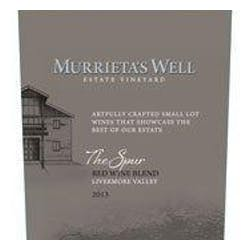 Murrieta's Well 'The Spur' Red 2013 image