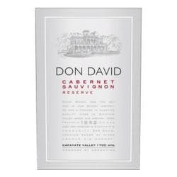 Michel Torino 'Don David' Cabernet Reserve 2014 image
