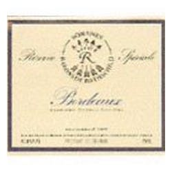 Barons de Rothschild Lafite Reserve Speciale Blanc 2014 image