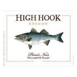 Fish Hook Vineyards 'High Hook' Pinot Noir 2014 image