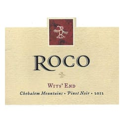Roco 'Wits End Vineyard' Chehalem Mtns Pinot Noir 2013 image