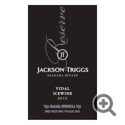 Jackson Triggs Vidal Ice Wine 2014 187ml