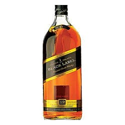 Johnnie Walker Black 1.75L Blended Scotch Whisky image