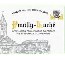 Pouilly-Loche les Grands Crus Blancs 2014