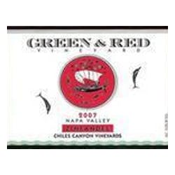 Green & Red 'Chiles Canyon' Zinfandel 2013 image