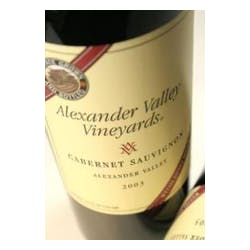 Alexander Valley Vineyards Cabernet Sauvignon 2005 image