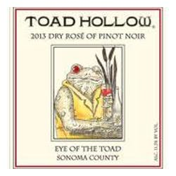 Toad Hollow 'Eye of the Toad' Pinot Noir Rose 2015 image