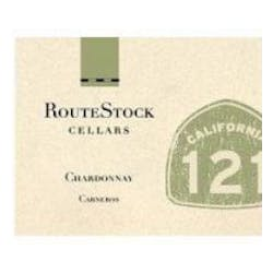 Routestock Cellars 'Route 121' Chardonnay 2013 image