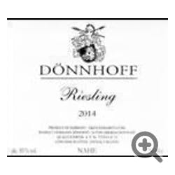 Donnhoff 'Estate' Riesling 2015