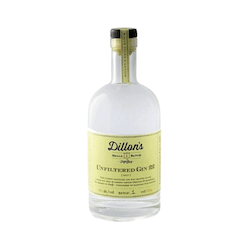 Dillon's 'Unfiltered Gin 22' 750ml