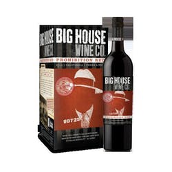 Big House Wine Company Prohibition Red Capone 3.0L image