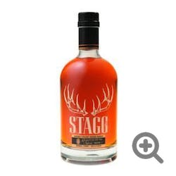 George T Stagg Jr. 750ml 129.7prf Barrel Proof Batch 5