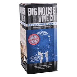 Big House Wine Co. Bootlegger Lucky Luciano White 3.0L image