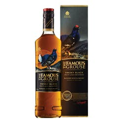Famous Grouse 'Smoky Black' Blended Scotch Whisky 750ml image
