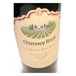 Chimney Rock Cabernet Sauvignon 2002 image