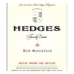 Hedges 'Red Mountain' Estate 2012 image