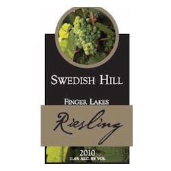 Swedish Hill Riesling 2014 image