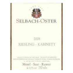Selbach-Oster Riesling Kabinett 2015 image