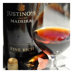 Justinos '3year' Madeira Fine Rich image