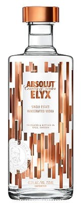 Absolut Elyx Vodka 750ml 84.6proof