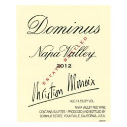 Dominus Proprietary Red 2013 image