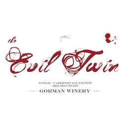 Gorman Winery 'The Evil Twin' Red Blend 2011 image