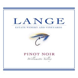 Lange Estate 'Willamette Valley' Pinot Noir 2013 image