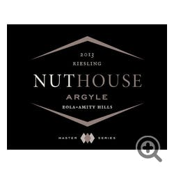 Argyle 'Nuthouse' Riesling 2013