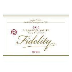 Fidelity 'Crazy Creek Estate' Red Blend 2014 image