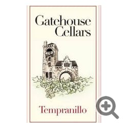 Gatehouse Cellars Tempranillo 1.5L