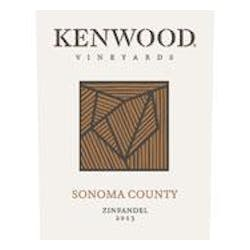 Kenwood Vineyards 'Sonoma' Zinfandel 2013 image