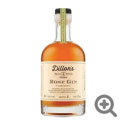 Dillon's 'Rose Gin' 750ml Unfiltered