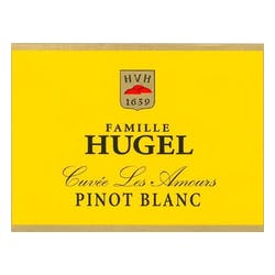 Hugel 'Cuvee Les Amours' Pinot Blanc 2014 image