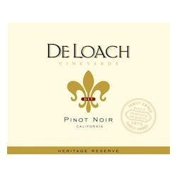 DeLoach 'Heritage Reserve' Pinot Noir 2018 image