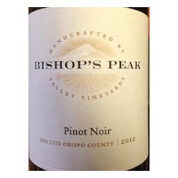 Bishop's Peak Pinot Noir 2014 image