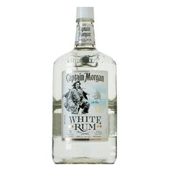 Captain Morgan Caribbean White Rum 1.75L image