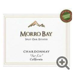 Morro Bay 'Split Oak Vineyard' Chardonnay 'Sur Lie' 2015